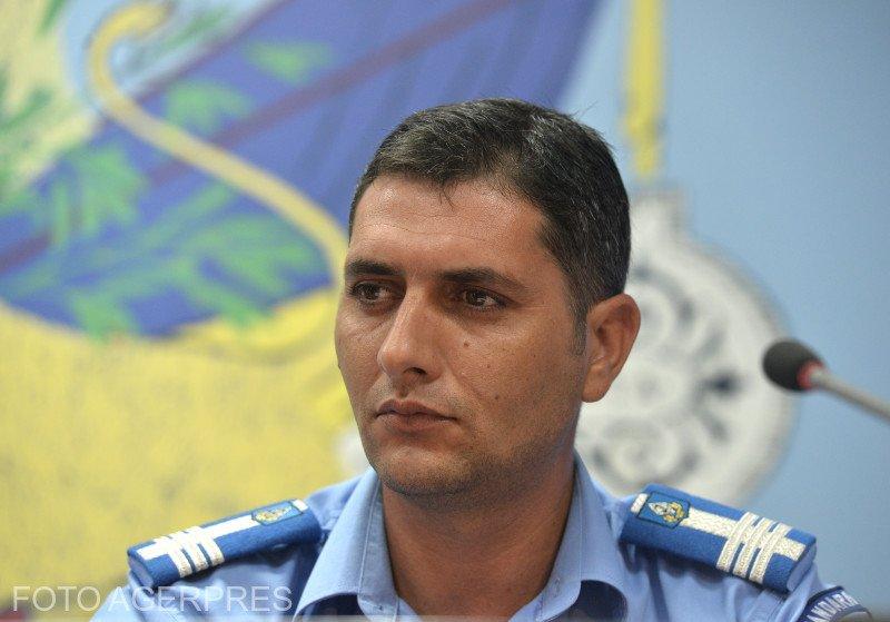 Colonelul Cătălin Sindile a fost împuternicit în funcţia de inspector general al Jandarmeriei Române