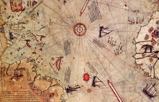 Enigma hărții lui Piri Reis. E aceasta dovada existenței unor străvechi tehnologii avansate?