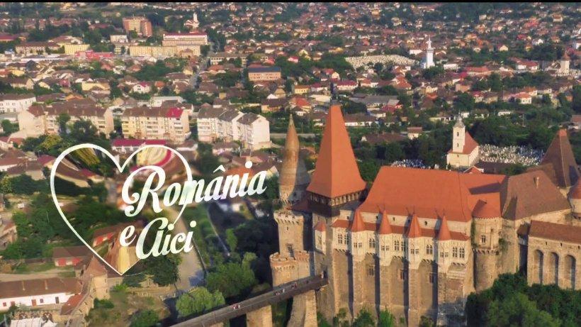 """""""România e aici!"""". Frumusețile țării, promovate la Antena 3"""