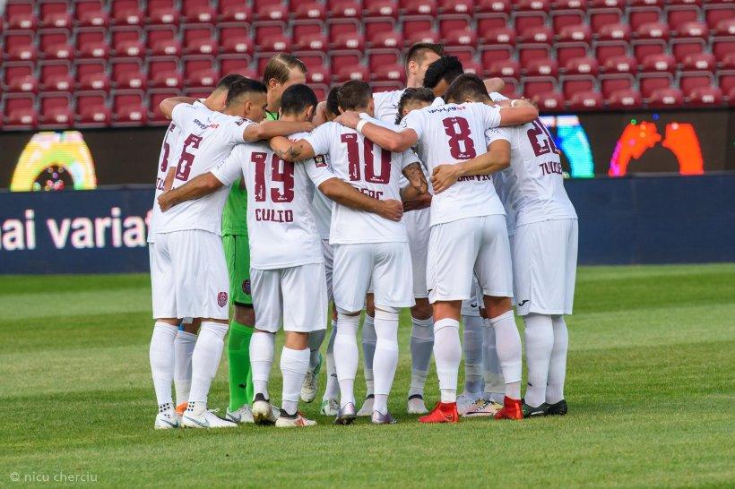 CFR Cluj s-a calificat în play-off-ul Europa League
