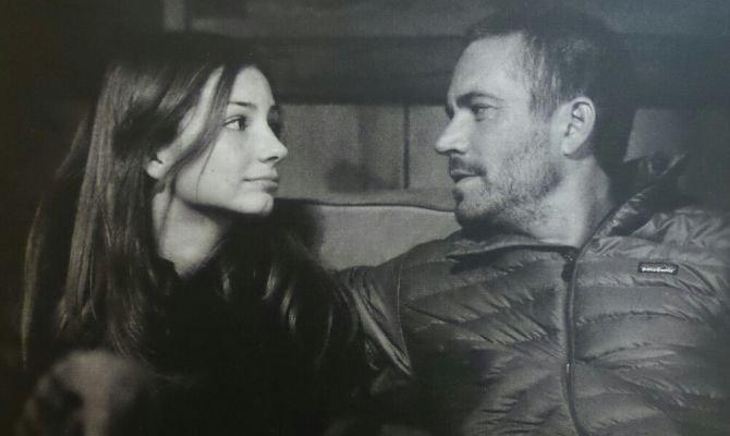 """Cum arată fiica lui Paul Walker? Are 19 ani şi un zâmbet care ne aduce aminte de actorul din """"Fast and Furious"""""""