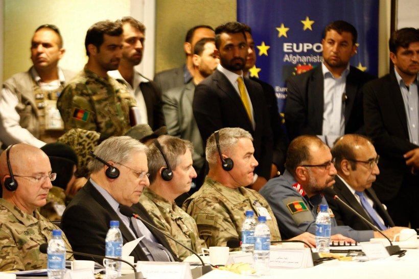 Document devastator. Procurorul Bogdan Pîrlog, trimis acasă de EUPOL. A fost repatriat din Afganistan