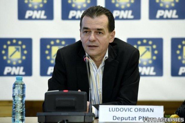 Plângere penală pentru Ludovic Orban și conducerea PNL