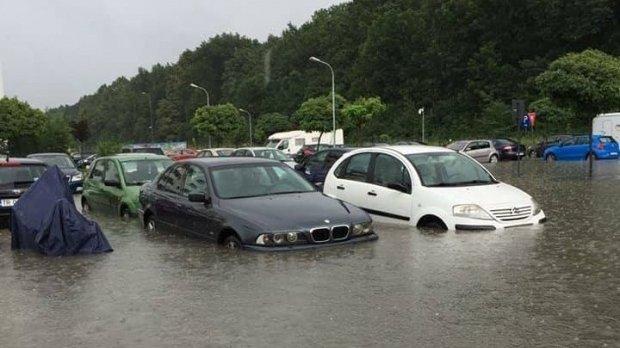 Atenționare meteo! România, lovită de furtuni violente 16