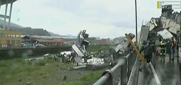 Tragedia din Genova. Bilanţul creşte la 41 de morţi în ziua funeraliilor naţionale