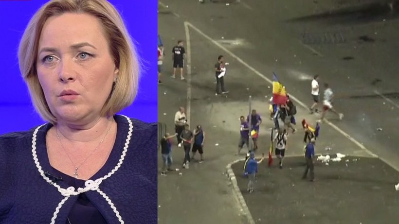 Ministrul de Interne, noi informații despre arma furată în timpul protestelor