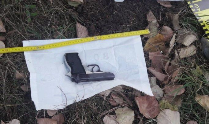 A fost găsit pistolul femeii jandarm, furat în timpul protestelor din Piața Victoriei