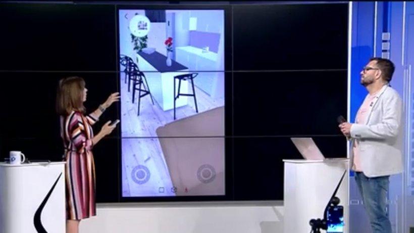 24 IT. Aplicaţia ingenioasă care te ajută să îţi redecorezi casa