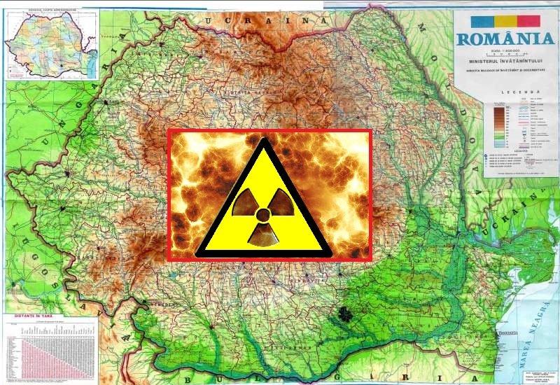 Ce s-ar întâmpla dacă o bombă nucleară ar lovi România