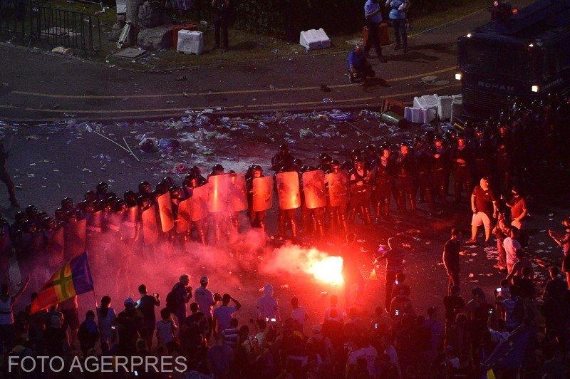 Peste 650 de plângeri la Parchetul General, după protestul din 10 august