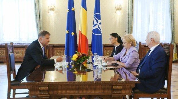 Klaus Iohannis, despre cum poate fi înlocuit Guvernul Dăncilă: Nu-mi imaginez altă cale decât...