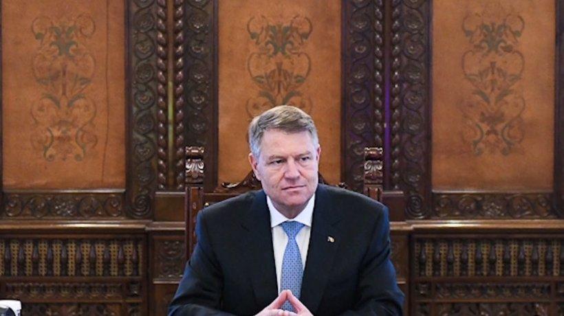 Președintele Klaus Iohannis a convocat CSAT pentru rectificarea bugetară