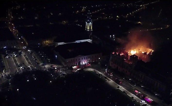 Ipoteză de ultimă oră în cazul incendiului de la Oradea. Posibilă mână criminală