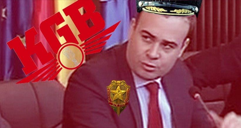 Politikix. KGB-ul la vrut pe Darius Vâlcov. El a spus: Niet!