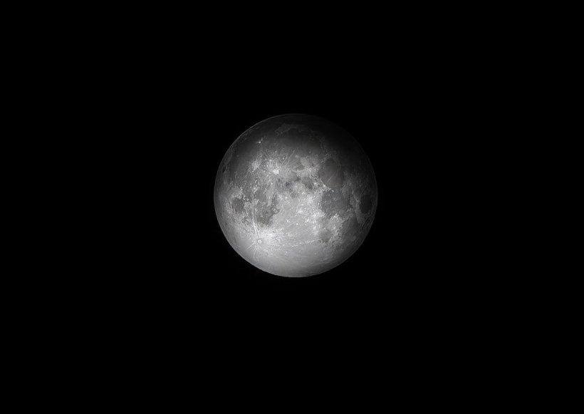Descoperire șocantăpe Luna! Ce au gasit cercetătorii în umbrele craterelor