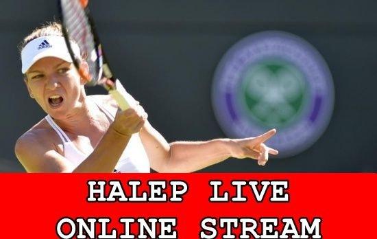 SIMONA HALEP - KAIA KANEPI LIVE la US OPEN. ONLINE STREAM Eurosport - VIDEO