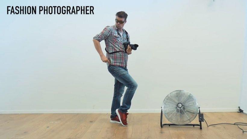 Cum să recunoşti toate tipurile de fotografi - VIDEO