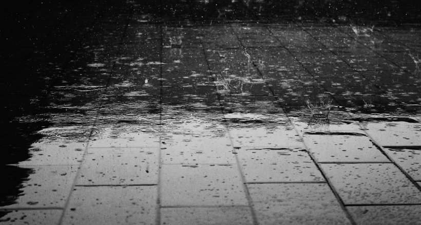 Cod galben emis de meteorologi. Ploi abundente