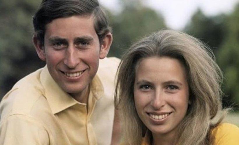 Ce frumoasă era sora Prinţului Charles în tinereţe. Fotografii de colecţie cu Prinţesa Anne