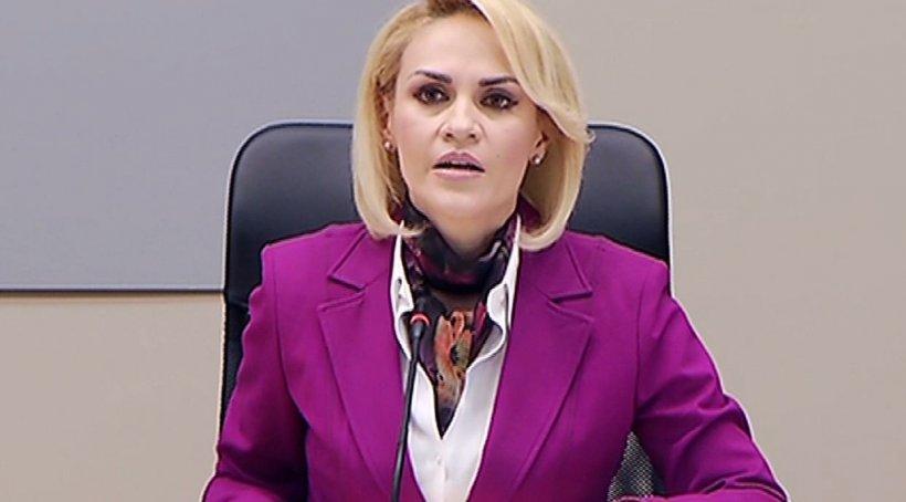 Gabriela Firea: În continuare avem taximetrişti care aleg clienţii după îmbrăcăminte