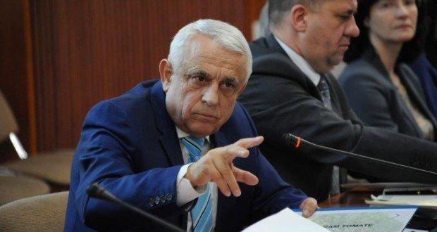 Petre Daea, despre pesta porcină africană: România va fi în stare să treacă peste acest moment greu. Pe unii îi interesează doar dacă cresc în sondaje