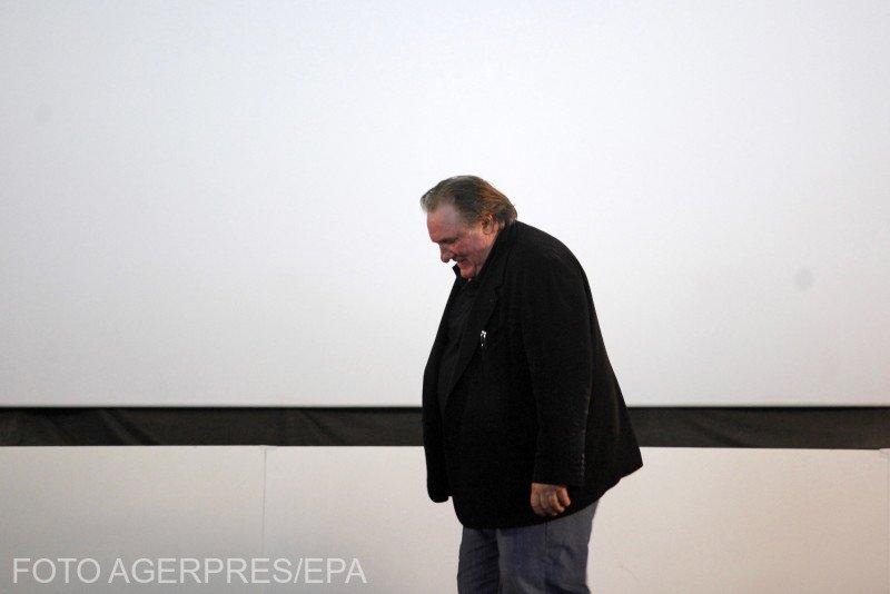 Actorul francez Gerard Depardieu, acuzat de viol și agresiune sexuală