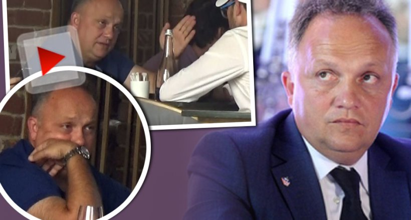 """Aşa îşi îneacă amarul un afacerist acuzat că a tras un """"tun"""" de 51 de milioane de euro!"""