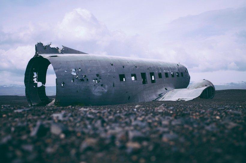 Avion prăbușit. Nu există supraviețuitori