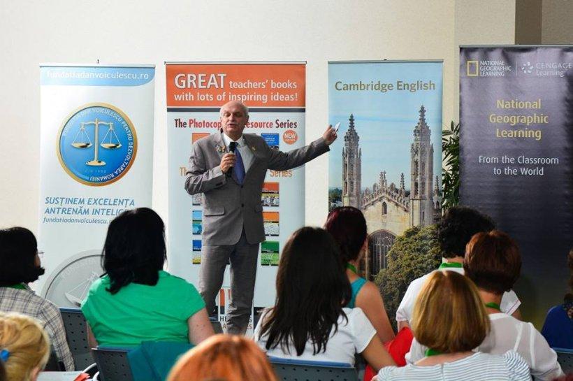 Peste 400 de profesori participă la Conferința Fischer International