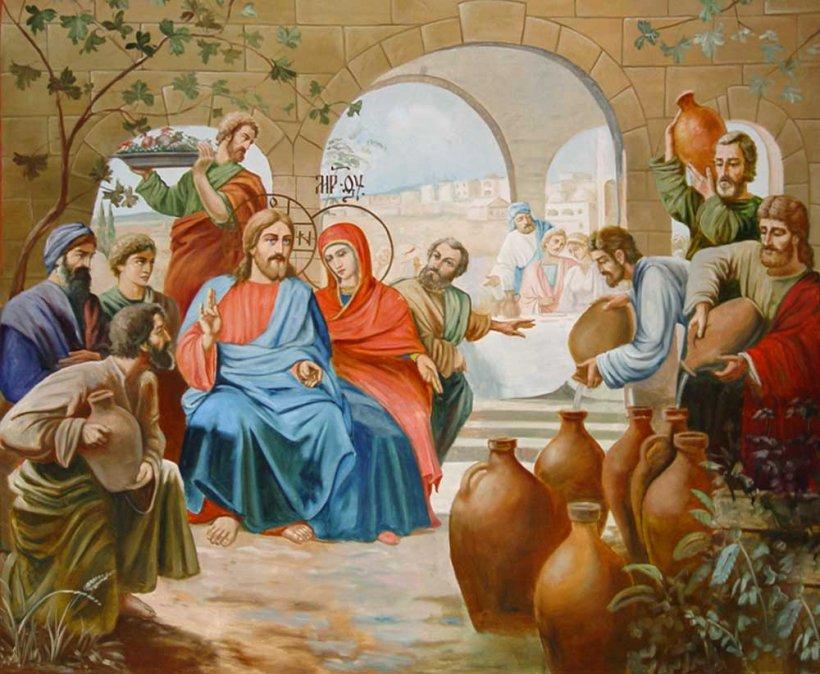 Adevăratul loc unde Iisus Hristos a făcut prima minune. Nu s-a știut nimic până acum