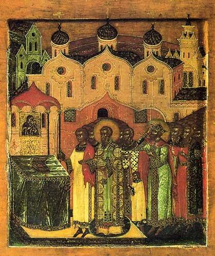 CALENDAR ORTODOX 31 AUGUST. Sărbătoare importantă în Biserica Ortodoxă