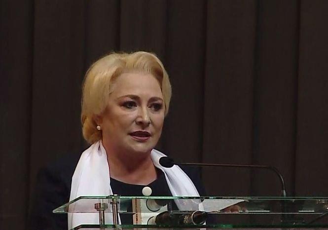 """Viorica Dăncilă asigură: """"Nu o să greșesc niciodată în deciziile pe care le voi lua pentru România"""""""