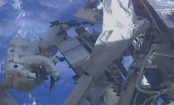 Fisura de pe Staţia Spaţială Internaţională a fost realizată de o persoană de la bord. În 18 zile astronauţii rămâneau fără oxigen
