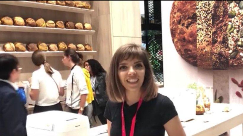 24 IT. ''Croustina'', maşina inteligentă de făcut pâine cu crusta crocantă