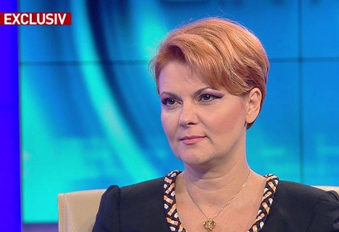"""Lia Olguța Vasilescu, dezvăluiri despre cum a fost filată: """"Patru mașini și 12 oameni mă urmăreau!"""""""