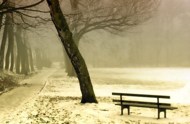 Iarnă în luna septembrie! Prima ninsoare din această toamnă în Bacău