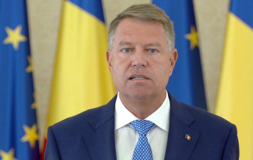 """Klaus Iohannis, la Adunarea Generală a ONU: """"Avem datoria să explicăm mai bine care sunt provocările actuale la adresa păcii"""""""