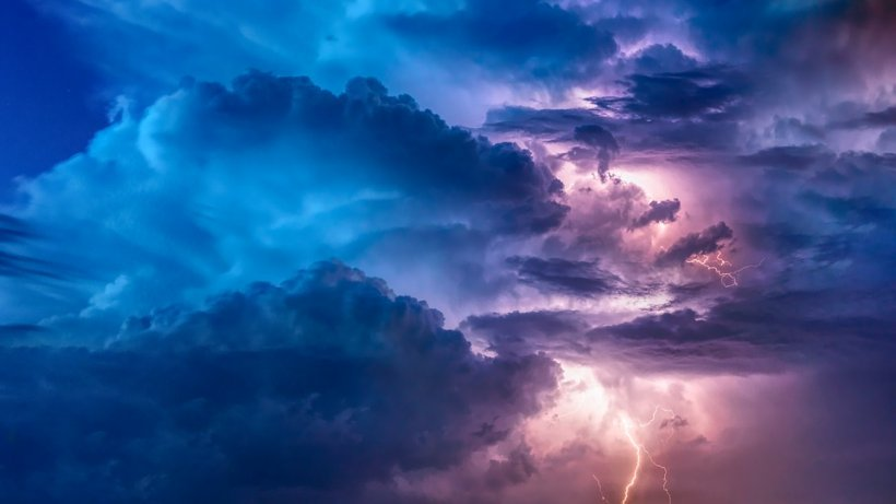 Avertisment: Ciclonul Zorbas a ajuns în România