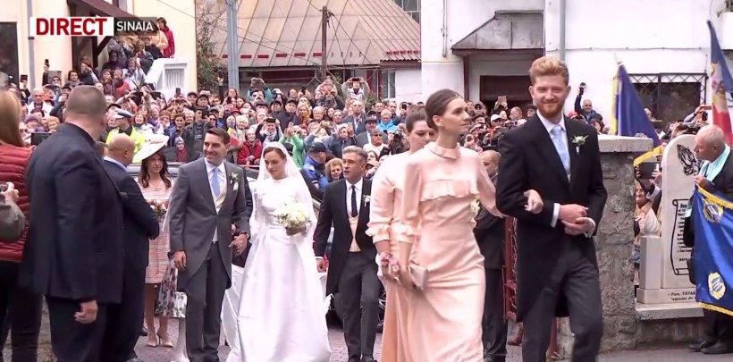 Nunta Anului Fostul Principe Nicolae S A Căsătorit Cu Alina Binder