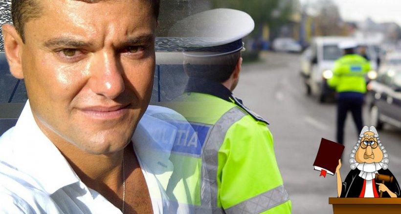 Cristian Boureanu, încă un scandal cu Poliţia Rutieră! Ajunge din nou în faţa judecătorilor