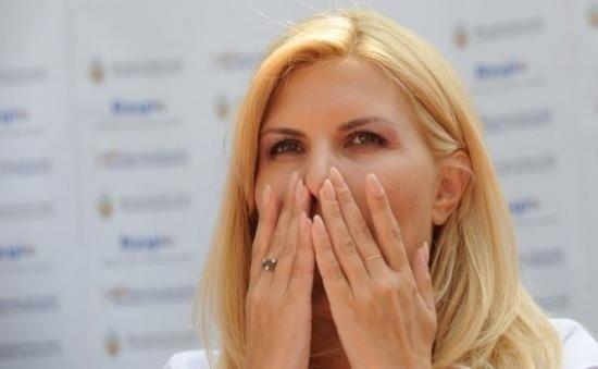 Unde se afla Elena Udrea când a fost ridicată de polițiști