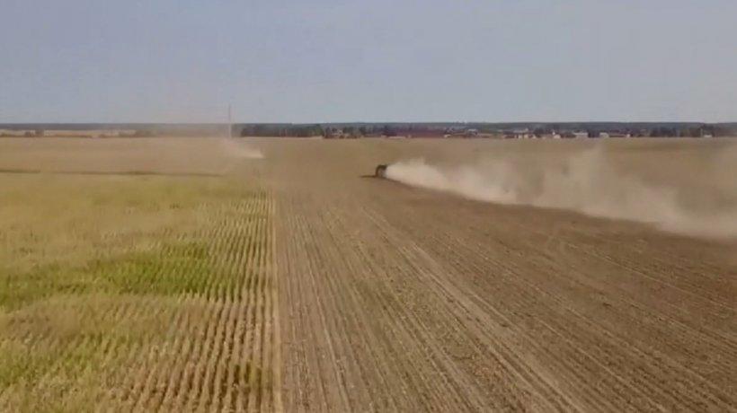 Avertisment dur de la meteorologi pentru fermieri. Secetă extremă în România
