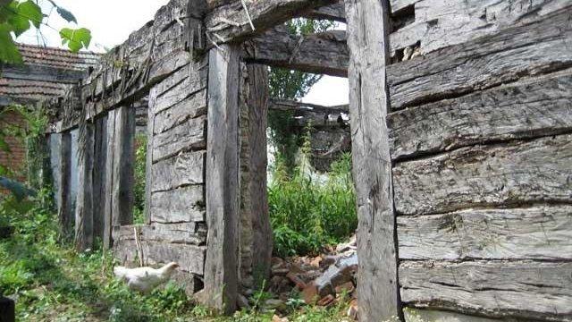 Casa în care s-a născut Constantin Brâncuși s-a prăbușit. Reacția ministrului Culturii