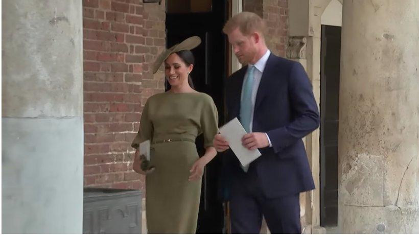 Copilul Prinţului Harry nu va purta titlu princiar. Iată care este motivul