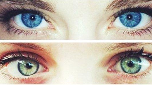 Culoarea ochilor dezvăluie o mulţime de lucruri despre sănătatea ta. De ce este riscant să ai ochii albaştri 16
