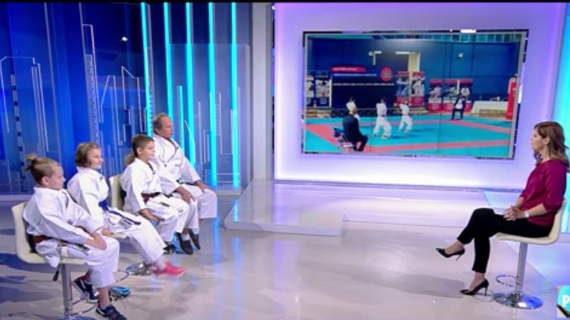 Eroii Zilei: Campionii mondiali la karate WSKF