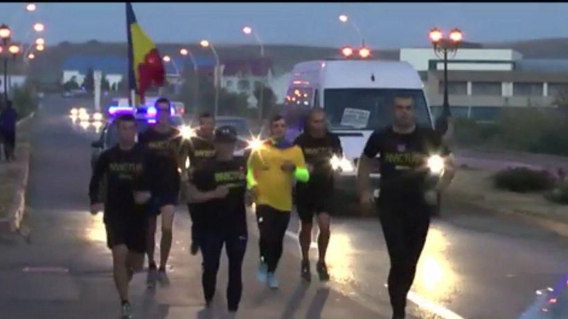 Cursă în memoria eroilor. Invictus România îi provoacă pe oameni să alerge în semn de recunoştinţă