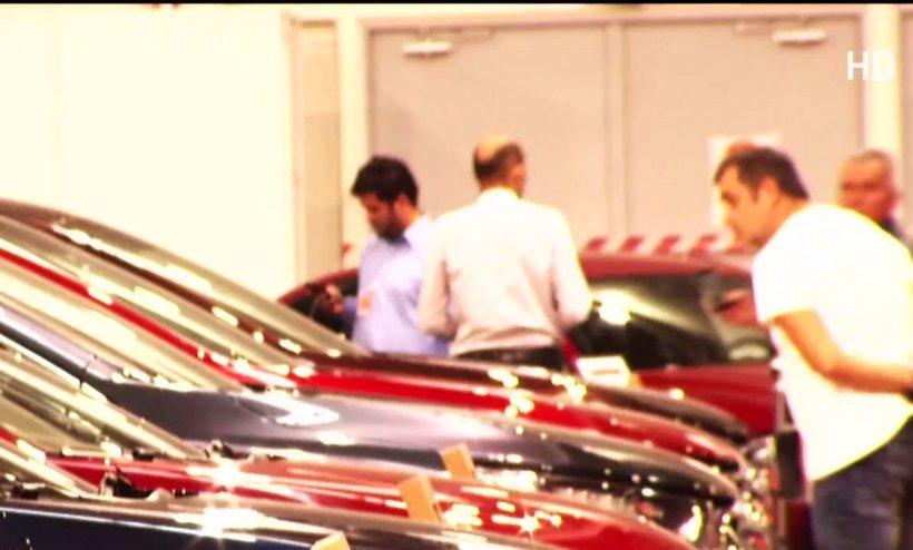 Peste 40.000 de vizitatori la Salonul Auto București
