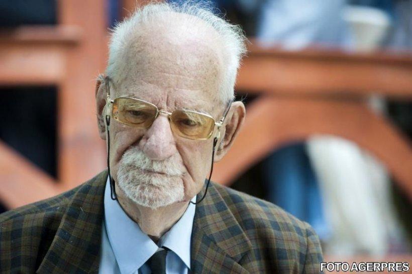 Academicianul Bălăceanu Stolnici, apel către Guvern: La vârsta mea de 95 de ani, adresez Guvernului României o rugăminte