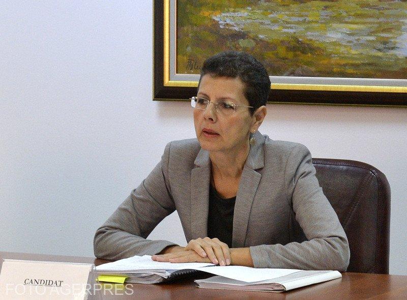 Adina Florea, admisă la secția pentru magistrați